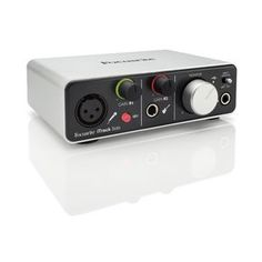 FocusriteiTrack Solo Audio Interface for iPad, Mac and PC