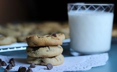 Chocolate Chip Cookies With Barley Flour – Bread Beckers