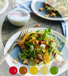 #saladadeabobrinha #butternutsquashsalad