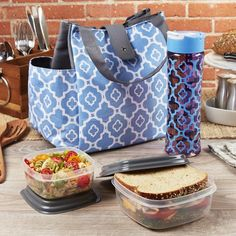 baceec7ad1 Westport Insulated Lunch Bag Set