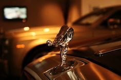 Rolls Royce, Spirits of Ecstasy #richmenslife