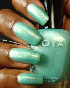 Zoya Spring 2014 Awaken Collection ~ Dillion | Nails Beautiqued
