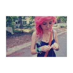 Aly Antorcha ❤ liked on Polyvore featuring people, aly antorcha, hair, aly and pictures
