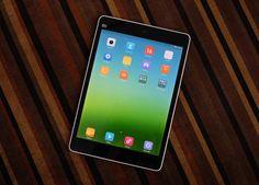 Máy tính bảng Xiaomi màn hình siêu nét, giá 6,3 triệu đồng