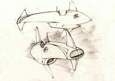 Shark XII, Lapo Roccella on ArtStation at https://www.artstation.com/artwork/Gzgr1