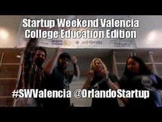 10 Reasons Why I Had The Time of My Life at Startup Weekend Valencia College Education