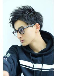 Popular Haircuts For Short Hair Men Easy Hair Cuts, Short Hair Cuts, Short Hair Styles, Popular Hairstyles, Boy Hairstyles, Asian Hair, Haircuts For Men, Hair Dos, Hair Designs