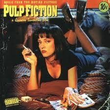 Pulp Fiction - Original Motion Picture Soundtrack By Original Soundtrack Pulp Fiction Soundtrack, Film Pulp Fiction, Soundtrack Songs, Fiction Movies, 90s Movies, Good Movies, Movie Songs, Famous Movies, You Never Can Tell