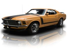 Retro Mustang boss in Gold and black! You know you would turn heads in this old skool bad boy! Hit the link to see more awesome cars from @eBay http://www.ebay.com/itm/Ford-Mustang-Boss-302-Documented-Mustang-Boss-302-Shelby-Dual-Quad-4-Speed-/201069164101?forcerrptr=true&hash=item2ed0a7f645&item=201069164101&pt=US_Cars_Trucks?roken2=ta.p3hwzkq71.bdream-cars #Vintage #SexySaturday