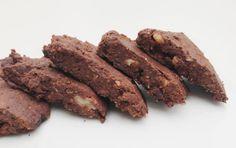 Gezonde brownie zonder chocola, maar met zoete aardappel | Foodness