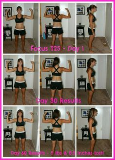 1 month body transformation fat loss