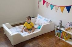 Cama Infantil Ninho - Kid Moi