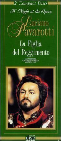 Donizetti: La Figlia del Reggimento (CD, Sep-1994, Madacy) 56775512828 | eBay