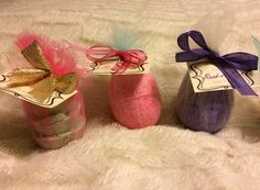 Easter Egg shaped bath bombs for GREAT Easter gifts.