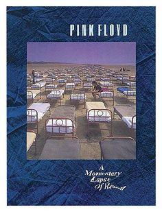 Music Sales America - Pink Floyd: A Momentary Lapse of Reason Sheet Music - Multi