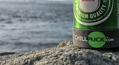 Chill Puck Keeps Your Beverages Colder For Much Longer