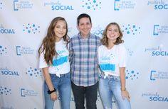 Maddie & Mackenzie Ziegler  #MackenzieZiegler Positively Social Launch Event in Beverly Hills 24/09/2017 http://ift.tt/2xMjsZZ