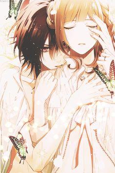Matching Icons, Online Anime, Manga, Shoujo, Amnesia, Anime Couples, Otaku, Kawaii, Anime Art
