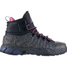 buy popular 74b8c 30342 Nike Zoom Meriwether Posite Mens Boot (BlackBluePink) Nike Zoom,