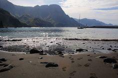 Playa de las Nieves en la maravillosa Isla de Gran Canaria, España. Visita mi web para ver más fotografías: https://unachicatrotamundos.wordpress.com/2016/07/31/gran-canaria-playas-de-arena-negra-y-vegetacion-variada/