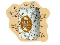 Allis Gluten Free packaging design | MAISON D'IDÉE