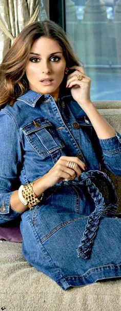 Olivia Palermo para LifeStyle Magazine