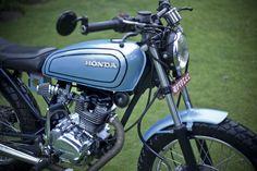 NEPAL'S RS MOTO GC125