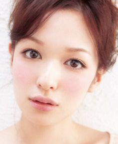 森 絵梨佳 Erika Mori Japanese model Fresh Face Makeup, Love Makeup, Beauty Makeup, Makeup Looks, Hair Makeup, Hair Beauty, Japanese Makeup, Japanese Beauty, Asian Beauty