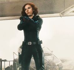 Natasha's tired of your issues - #ageofultron #aou #avengers