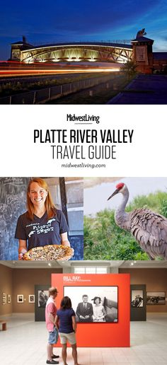 As the Platte River flows through Nebraska, so does Interstate-80. The ribbon of water that guided pioneers West today leads visitors to historical and recreational destinations in towns like Kearney, Grand Island and North Platte. Check out our trip guide for what to do, where to eat and where to stay.