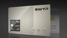 Swyp All-In-One Digital Credit Card - http://coolpile.com/gadgets-magazine/swyp-all-in-one-digital-credit-card via coolpile.com  #Android  #BePrepared  #Cool  #CreditCards  #Gifts  #iPhone  #NFC  #Security  #Wireless  #coolpile  #Gadgets