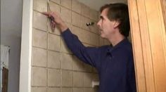 Check out my video on how to tile a shower