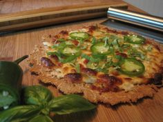 Dukan Diet Recipe: Oat bran pizza!