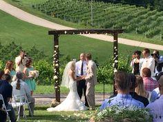 Wedding Ceremony June 2014