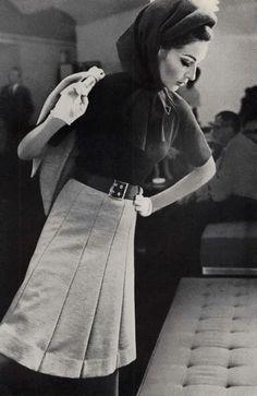Vogue August 1962