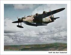 Royal Australian Air Force Short Sunderland