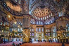 La mezquita azul - Salud ;)
