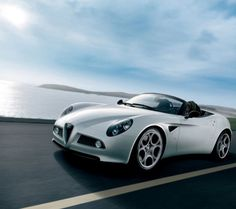 The Alfa Romeo 8C is arguably one of the coolest cars on the road today and we have the photo's to prove it! Check it out… http://www.ebay.com/motors/garage/profile/3876081/2008-Alfa%20Romeo-8C?roken2=ta.p3hwzkq71.bsports-cars-we-love #spon