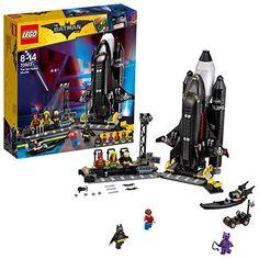 LEGO Batman Movie The Bat-space Shuttle Building Set 70923 for sale online Lego Ninjago, Lego Minifigs, Catwoman, Minecraft Lego, Minecraft Skins, Minecraft Buildings, Moon Buggy, Dc Comics, Lego Age