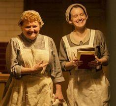 Downton Abbey season 5 mrs patmore and daisy