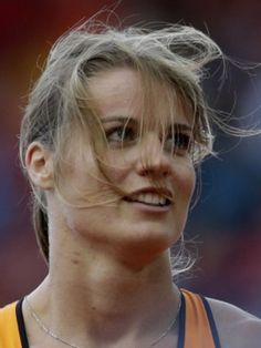 Dafne schippers The Most Beautiful Girl, Beautiful Women, Dafne Schippers, Female Athletes, Women Athletes, Champion, Sports Pictures, Track And Field, Athletic Women