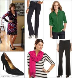 How To Dress The Pear Body Type