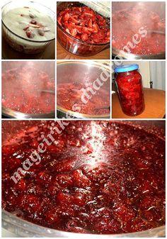 Μαρμελάδα φράουλα - fraoula