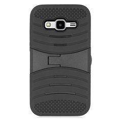 EGC Wave Symbiosis Samsung Galaxy Core Prime Case - Black