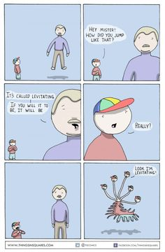 The beauty of a child's MIND