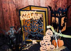 Dies R Us: Halloween card