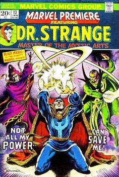 Marvel Premiere #13 - frank brunner