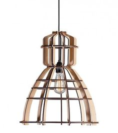 NO.19 Industrielamp - by Olaf Weller