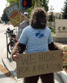 Logical Bigfoot