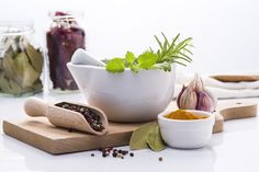 Herbs and spices are a wonderful way to add a pop of flavor to any dish! For those following the Autoimmune Protocol (also referred to as the AIP), navigating the land of